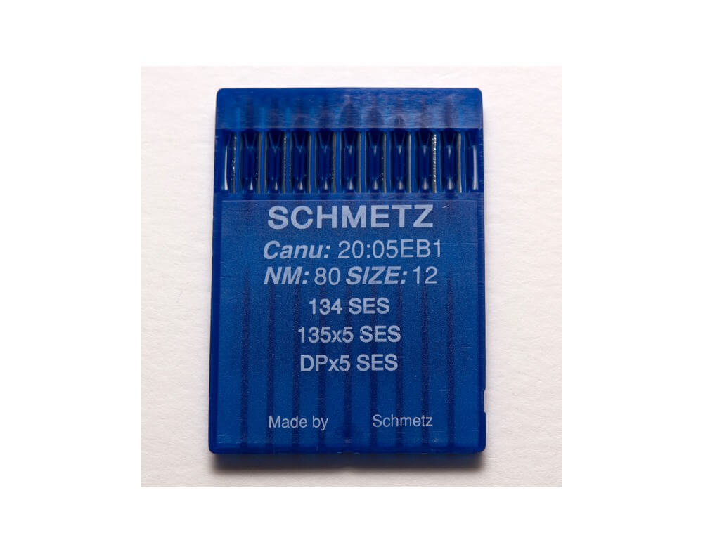 SCHMETZ Industrial Sewing Machine CANU:35:40 NM:120 SYSTEM:B-63 SY 7380