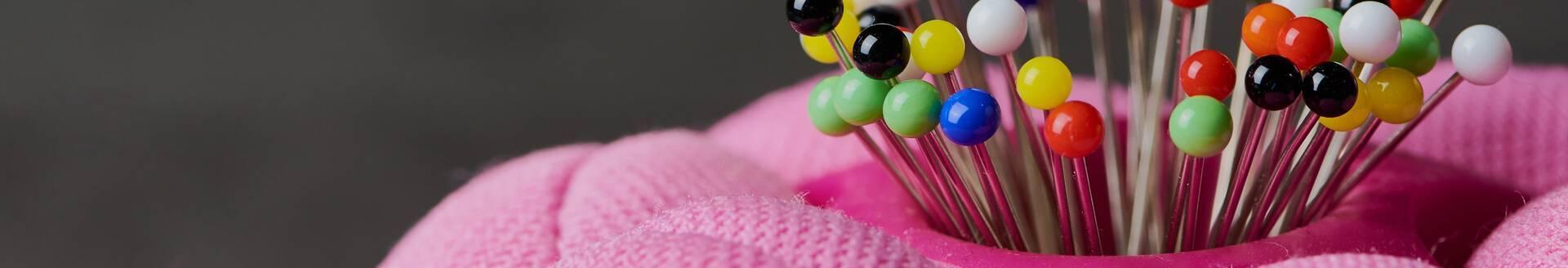 Venta de herramientas de costura para corte, confección y bordado