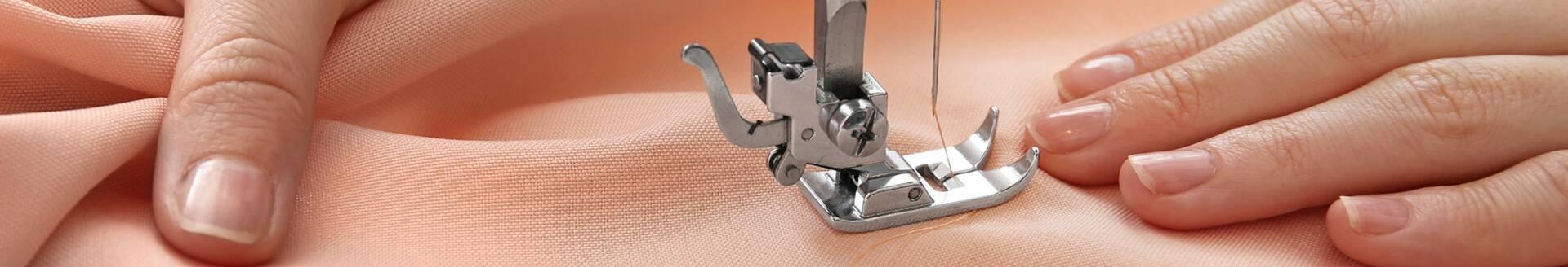 Venta de máquinas de coser domésticas e industriales