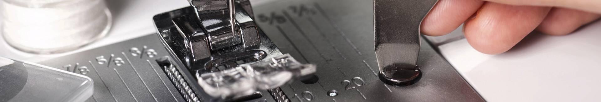 Venta de prensatelas de caña alta para máquinas de coser domésticas